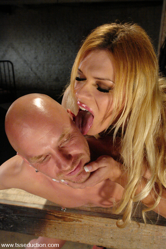 Sexy daughters in bondage