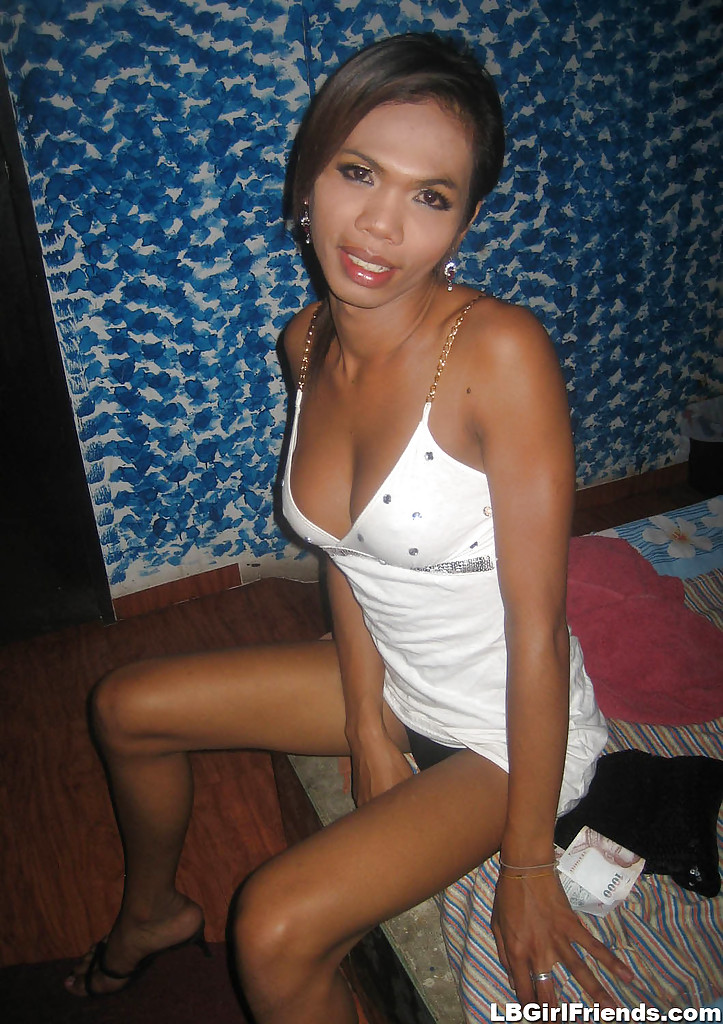 Asian ladyboy joy