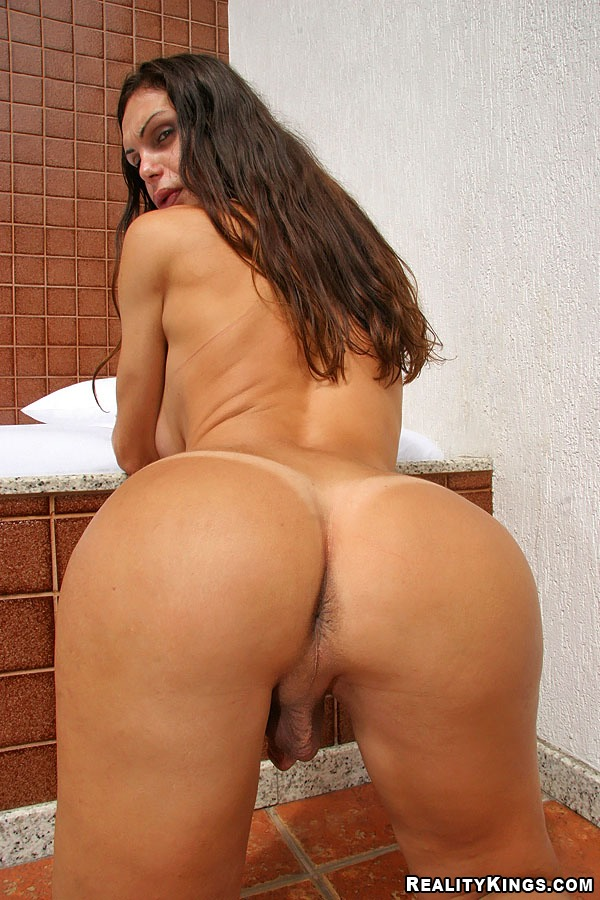 Big ass latina shemale