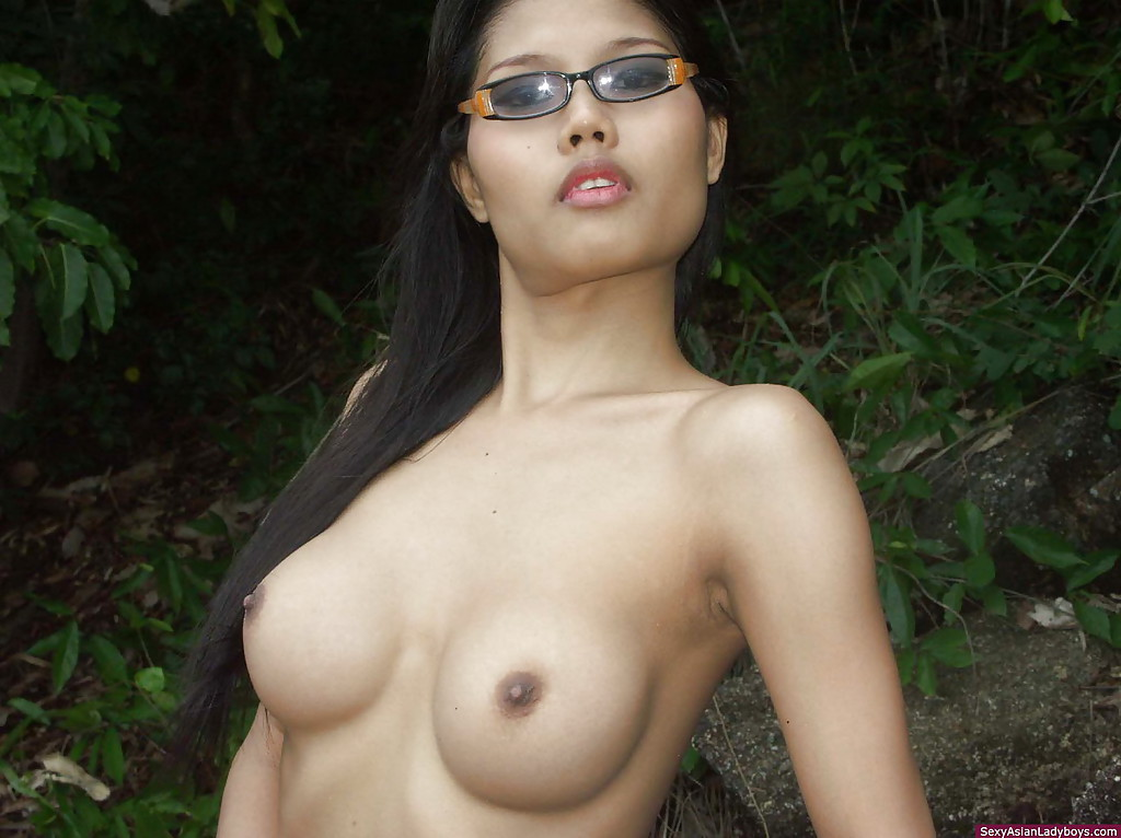 hairy asian shemale