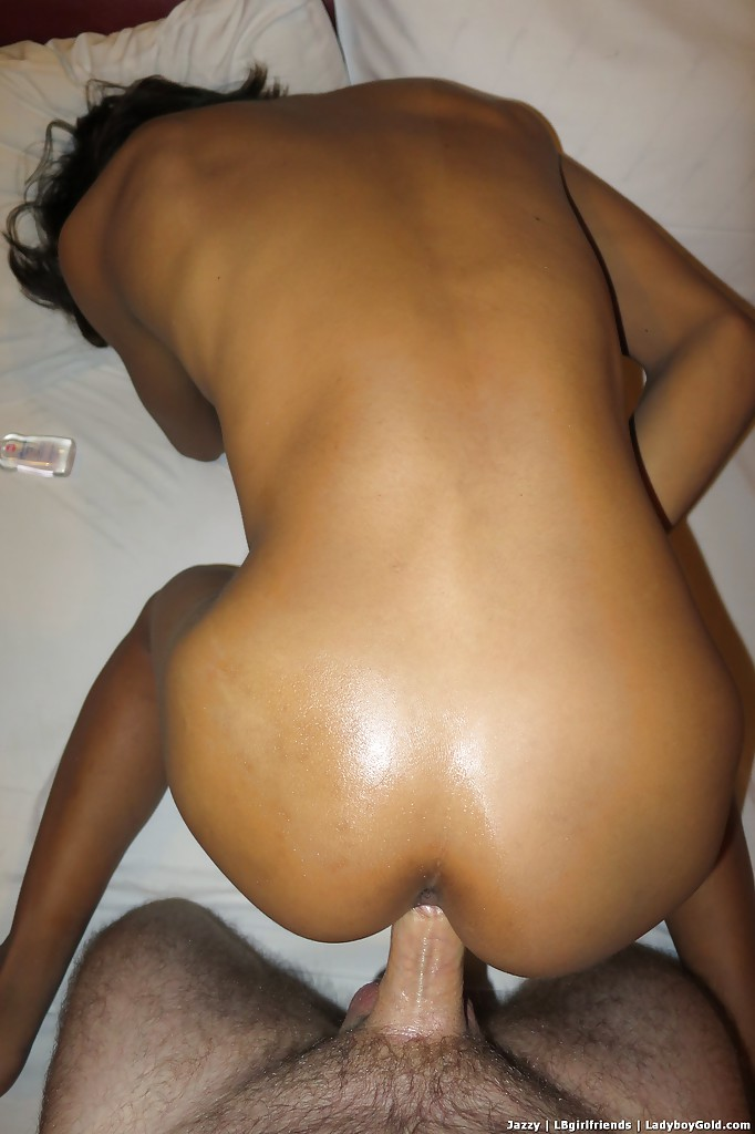Shemale big cock spread ass cheeks