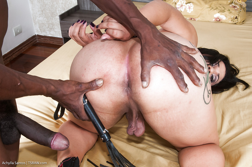 All shemale giantcock futanari porn