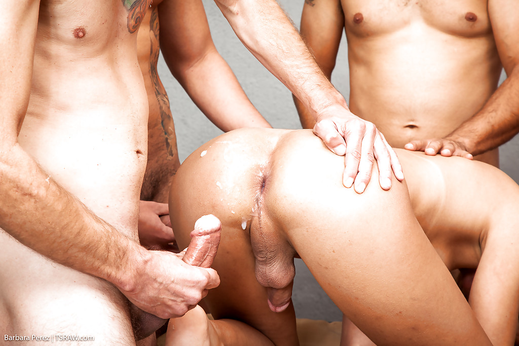 Precisely know, she male anal creampie gangbang free commit error